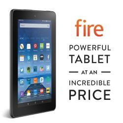 """Fire, 7"""" Display, Wi-Fi, 8 GB"""